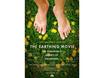 The Earthing Movie DVD